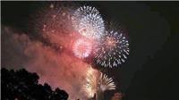 TP Hồ Chí Minh: 4 điểm bắn pháo hoa đêm Giao thừa Tết Dương lịch 2018