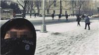 'Sói đơn độc' của IS thản nhiên chụp ảnh selfie giữa đường ở New York