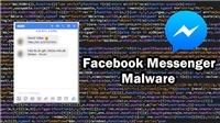 Facebook lên tiếng về mã độc đào tiền ảo lây qua Messenger
