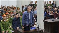 Phiên tòa xét xử bị cáo Đinh La Thăng, Trịnh Xuân Thanh và đồng phạm