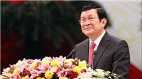 Nguyên Chủ tịch nước Trương Tấn Sang: 'Người lính già đầu bạc, kể mãi chuyện Nguyên Phong'