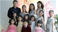 Trình diễn vũ kịch ballet 'Kẹp hạt dẻ' phiên bản nhí tại Hà Nội