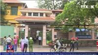Video cháy 2 trường học ở TP HCM, hàng trăm học sinh được di tản khẩn cấp