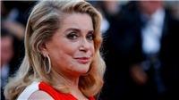'Huyền thoại' Catherine Deneuve 'gây bão' với quan điểm: đàn ông có quyền 'quấy rầy'