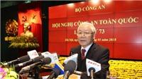 Tổng Bí thư Nguyễn Phú Trọng chỉ đạo tại Hội nghị Công an toàn quốc: 'Danh dự là điều thiêng liêng, cao quý nhất'