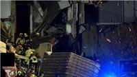 Nổ lớn tại Bỉ, nhiều tòa nhà bị sập, 14 người bị thương