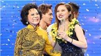 Giang Hồng Ngọc vượt 'gia đình hoa dâm bụt' đăng quang ngôi vị quán quân
