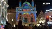 Lung linh lễ hội ánh sáng tại London