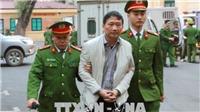 VIDEO: Tiếp tục phiên tòa xét xử bị cáo Trịnh Xuân Thanh và các đồng phạm