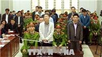 ĐỒ HỌA: Mức án cụ thể của Đinh La Thăng, Trịnh Xuân Thanh và đồng phạm