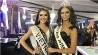 Tường Linh lọt Top 18, 'đọ dáng' với Tân Hoa hậu Liên lục địa 2017