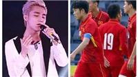 Sơn Tùng M-TP sẽ hát trong chương trình vinh danh các cầu thủ U23 Việt Nam