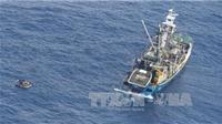 Hơn 80 người có mặt trên tàu của Kiribati mất tích ở Thái Bình Dương