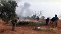 VIDEO phi công Nga lái Su-25 tự sát bằng lựu đạn khi bị phiến quân bao vây