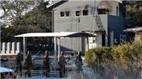 Rơi trực thăng quân sự Nhật Bản: Hai phi công thiệt mạng và mất tích