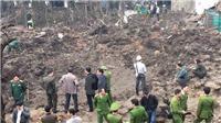 Vụ nổ ở Quan Độ, Bắc Ninh: Nạn nhân nặng đã được chuyển xuống Bệnh viện Hữu Nghị Việt Đức