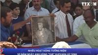VIDEO: Cuba tưởng niệm 50 năm ngày anh hùng 'Che' Guevara hy sinh