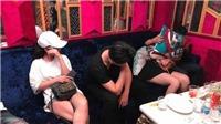 Hơn 100 nam nữ phê ma tuý trong quán karaoke 'chui'