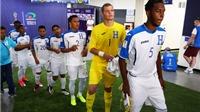 Thận trọng, U20 Việt Nam có thể đánh bại Honduras