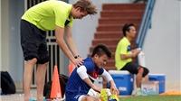 U20 Việt Nam và U22 cùng tổn thất lực lượng trước trận gặp U20 Argentina