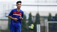 Trọng Đại muốn dự SEA Games cùng Xuân Trường, Tuấn Anh