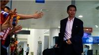 U20 Việt Nam rạng rỡ trở về, HLV Hoàng Anh Tuấn không để tâm tới bầu Đức