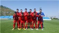 Bị Vanuatu cầm hòa, U20 Việt Nam đầy lo lắng trước trận gặp New Zealand