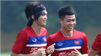 Tuấn Anh sẵn sàng cho SEA Games đầu tiên, Gangwon chúc Xuân Trường chiến thắng