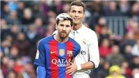 Hãy đuổi theo Messi đi, Ronaldo