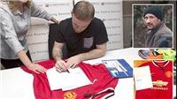Rooney ra tay nghĩa hiệp, giúp phá vụ lừa đảo 1 triệu bảng