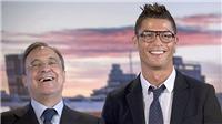 Chiến tranh lạnh Ronaldo - Perez