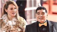 Vì vợ mới, Maradona không thèm dự đám cưới con gái