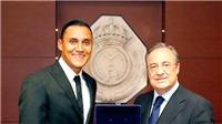 Real Madrid và Giàn nho xanh trước mặt Perez