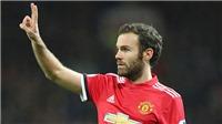 Có Sanchez, Mourinho vẫn ngày càng tin tưởng Mata