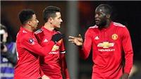 Tottenham - M.U: Quỷ đỏ sẽ hoàn tất một tháng Giêng hoàn hảo?