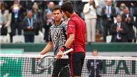 Hạ Dominic Thiem, Djokovic tái xuất cực ấn tượng