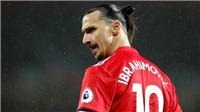 Ibrahimovic nên tự giác rời M.U để như một... người hùng