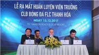 FLC Thanh Hóa dùng tướng ngoại để đua vô địch