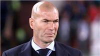 Kinh điển Real Madrid – Barcelona: Đừng coi thường lời nói của Zidane!