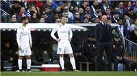 Sau 'Kinh điển', Zidane cần thay đổi Real Madrid