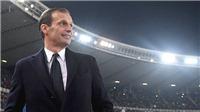 Ở Juventus, chỉ có Allegri là ngôi sao giá trị nhất