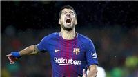 Luis Suarez đang là nạn nhân của Messi?