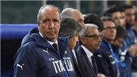 Thụy Điển – Italy: Ventura, lùi bước nữa là xuống địa ngục