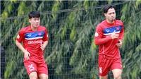 Đi tìm đội hình ưng ý của HLV Park Hang Seo