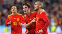 Đội tuyển Tây Ban Nha vẫn mạnh với những bông hồng nở muộn