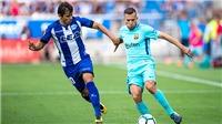 'Vũ khí nguyên tử' Jordi Alba đã trở lại