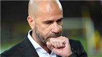 Peter Bosz và áp lực ngàn cân ở Dortmund