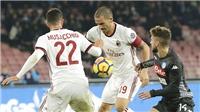 Milan sẽ tập trung cho Europa League như M.U?