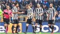 Hàng thủ Juventus đang là chiến binh với tấm khiên vỡ
