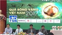 Quả bóng Vàng Việt Nam 2017: Bầu Đức lại thua bầu Hiển?
